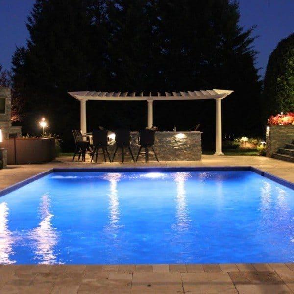 Swimming Pool Antiques : Gunite pools green island design