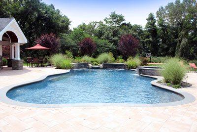 Gunite Pool Builders Long Island | Green Island Design