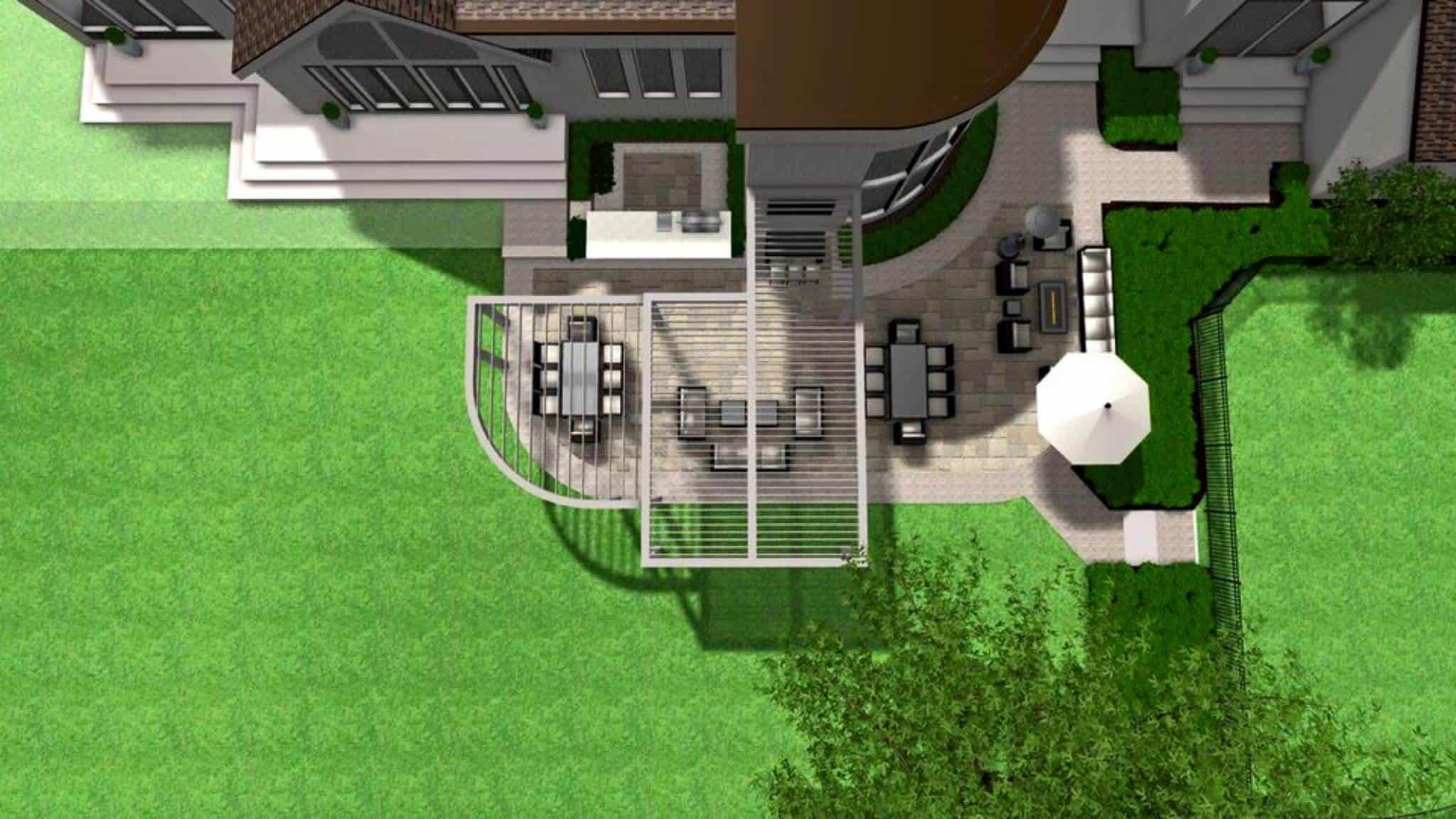 Architectural Landscape Design…