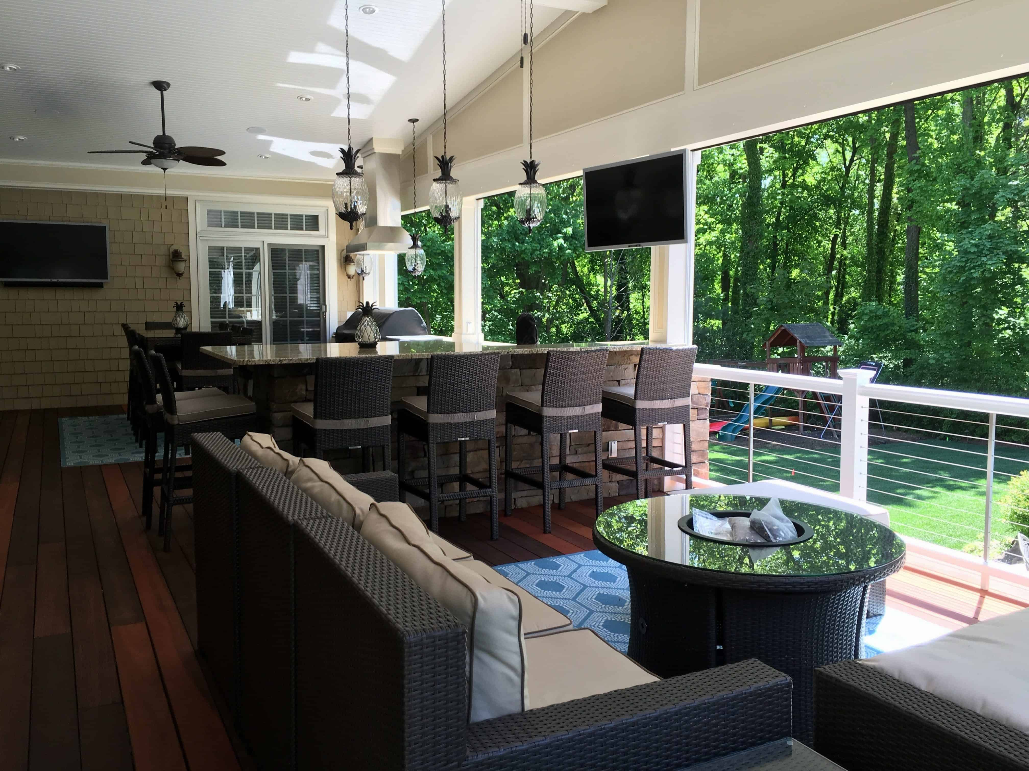 Custom Carpentry – Cabanas & Pool Houses in Southampton Long Island, NY