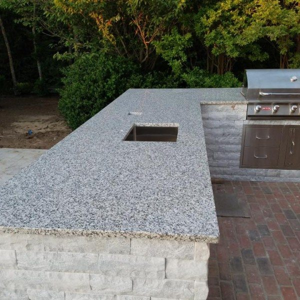 Outdoor Kitchen & Cabana/Bar Countertops