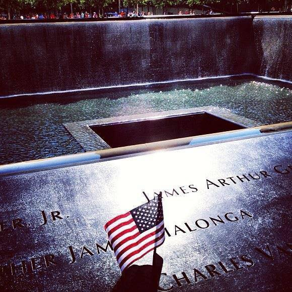 The 16th anniversary of September 11, 2001