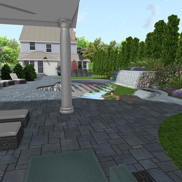 3D Design Renderings Oyster Bay
