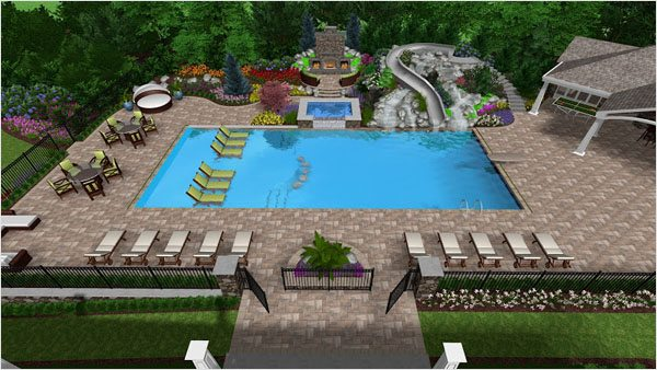 At Green Island Design We Help Make The Pool Construction Process As Quick And Seamless Possible So That Your Backyard Is A Zone For