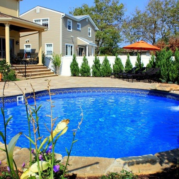 Vinyl Swimming Pool Design & Build