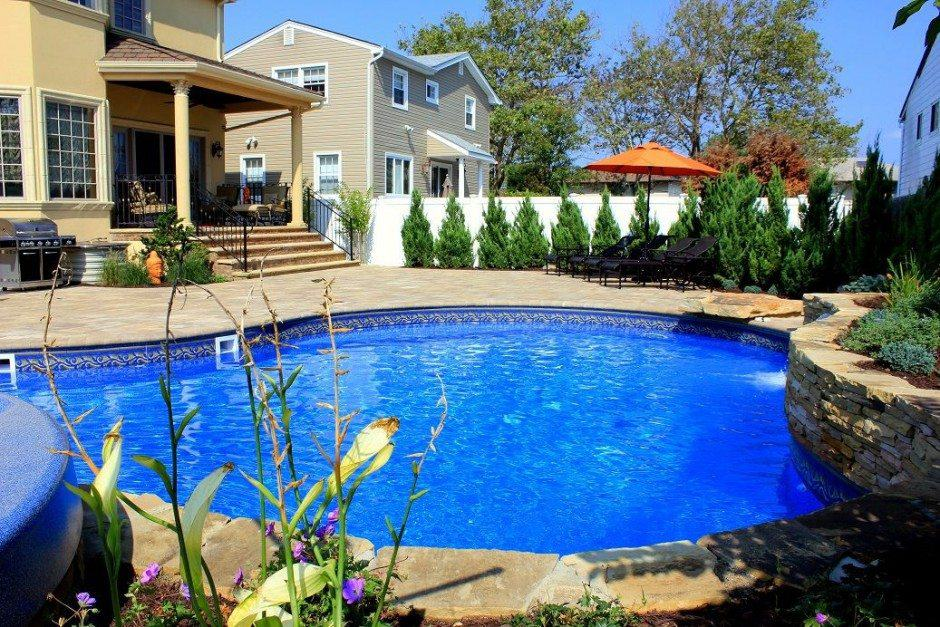 Vinyl Swimming Pool Design & Build | Green Island Design