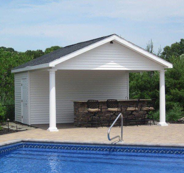 Cabanas & Pool Houses
