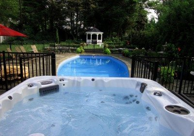 Hot tubs and spas are a great addition to any Long Island backyard…