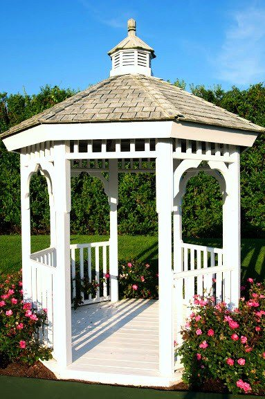 A Gazebo For Gazing