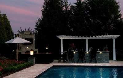 Outdoor Bar Design & Construction Long Island, NY