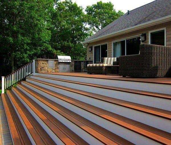 Transform a Wood Deck