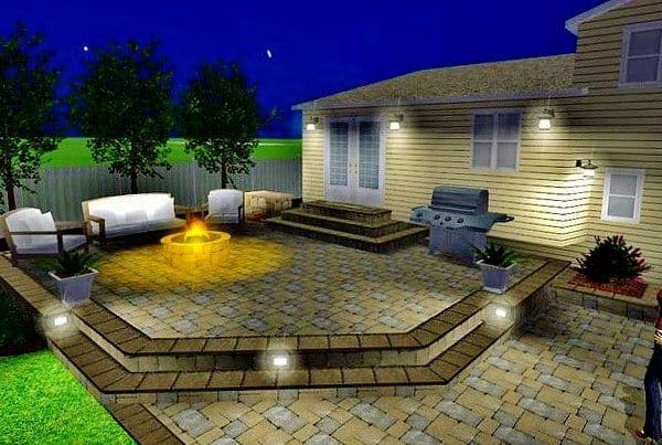 Not sure what to do with your existing patio?
