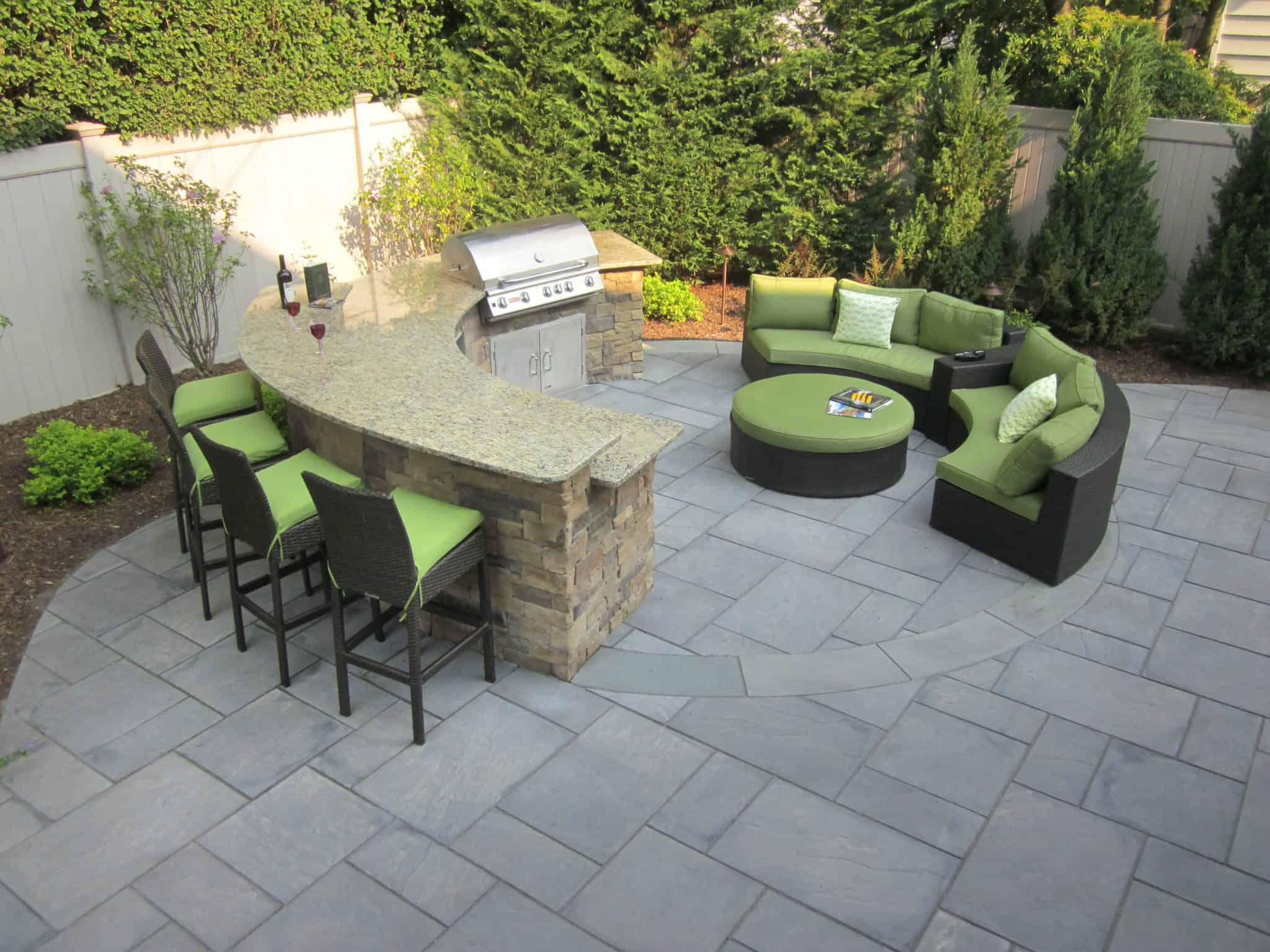 Outdoor Kitchens & Amp Bars Long Island