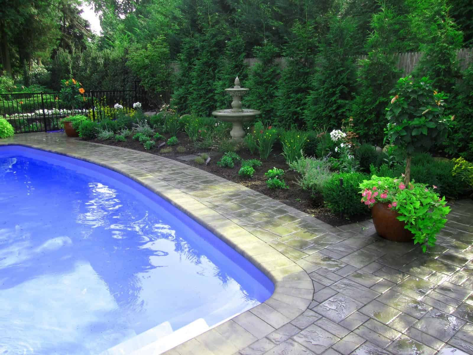 2 tier self contained formal fountain - Glen Cove, Long Island NY