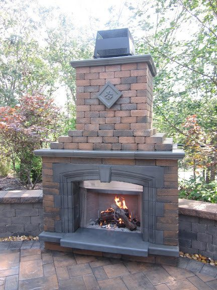 Fire Features | Fire Places Long Island