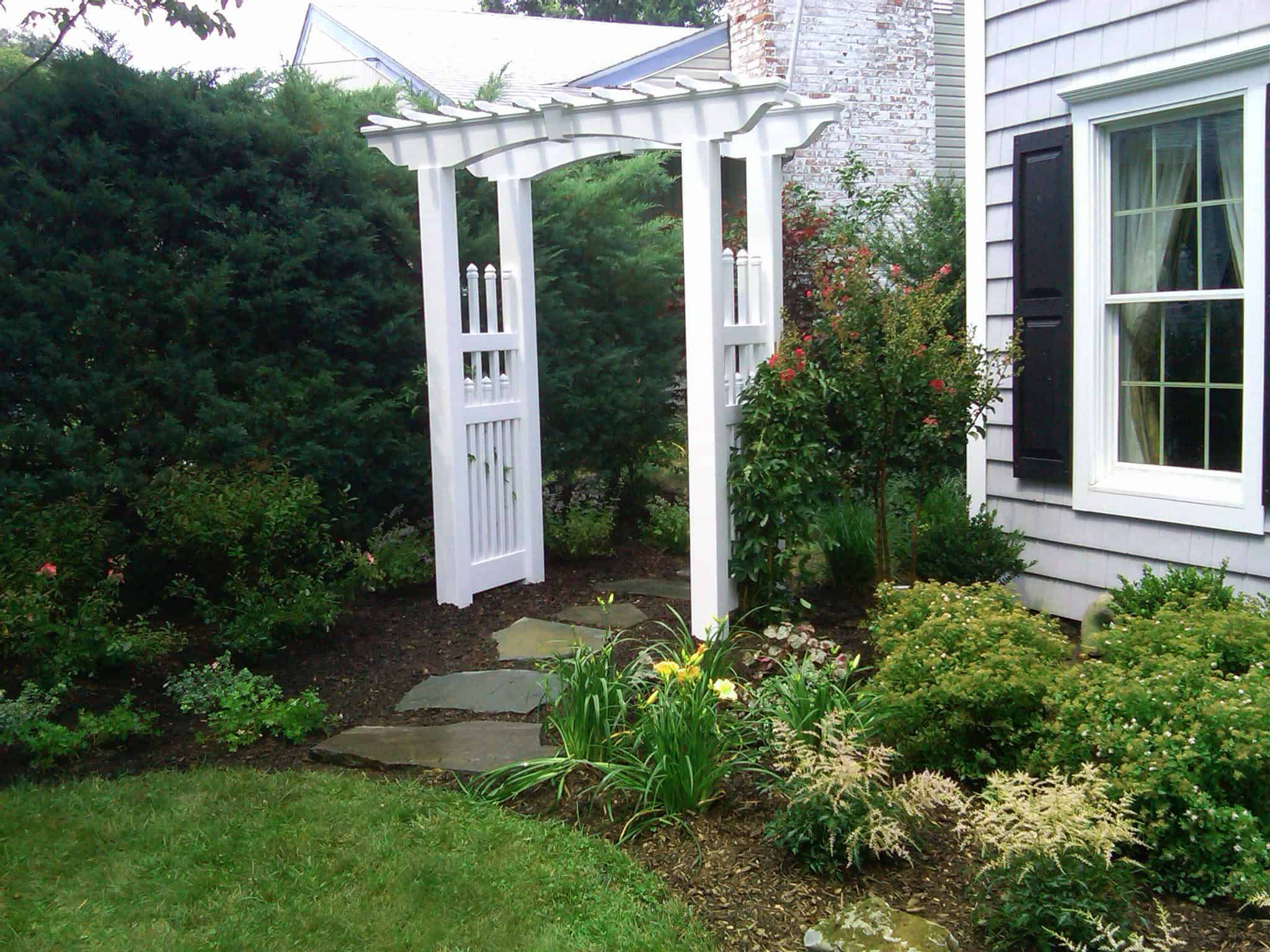 Custom South Carolina Arbor - Port Washington, Long Island NY