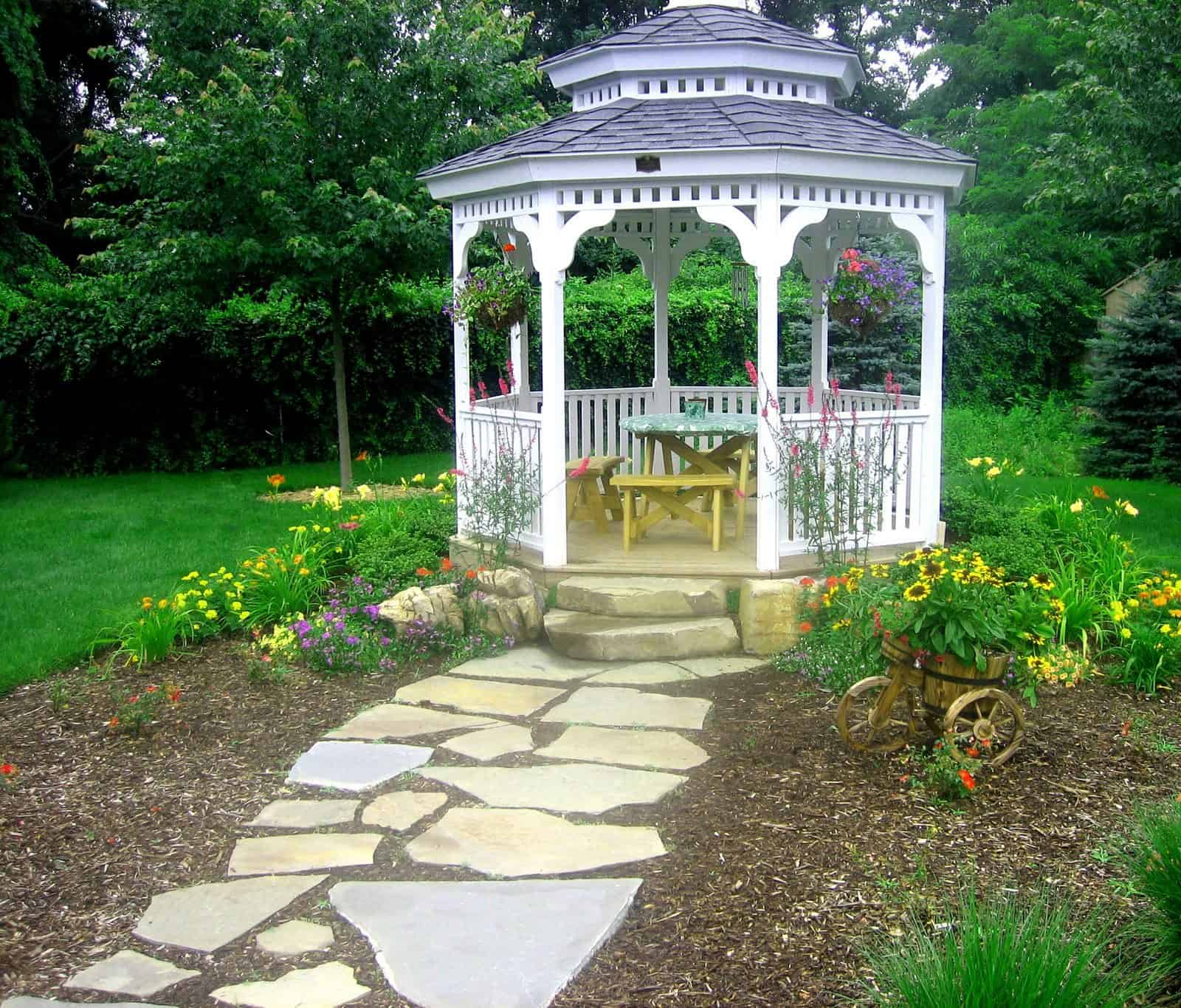 Custom Carpentry Gazebos Long Island