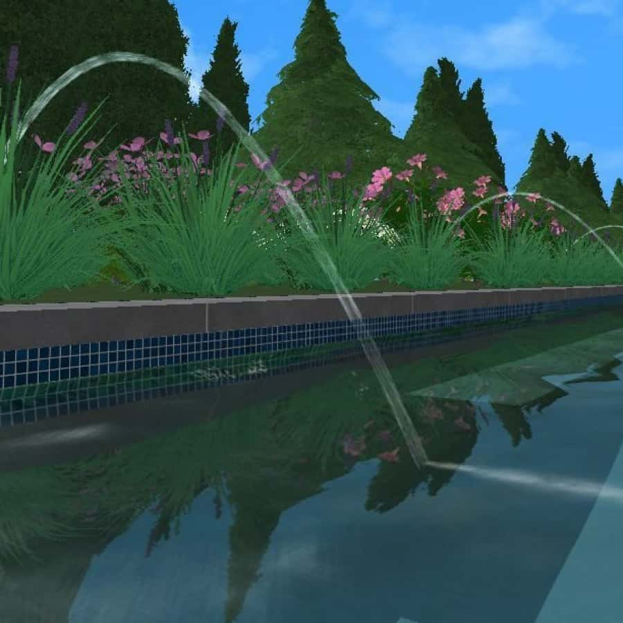 Landscape Design - Water Features - Long Island, NY