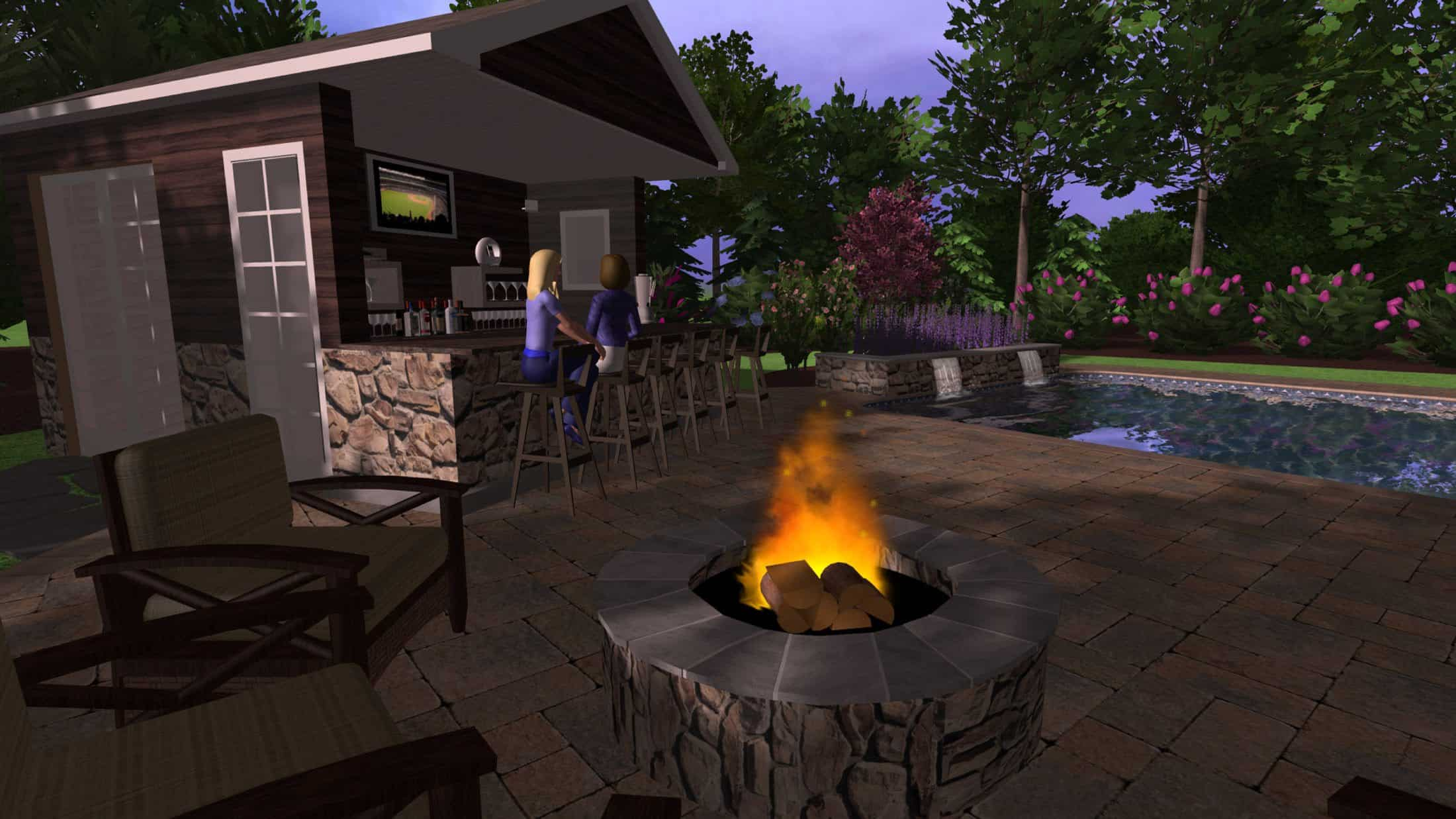 Landscape Design - Outdoor Bars & Kitchens - Long Island, NY